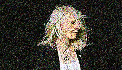加工白髪の画像